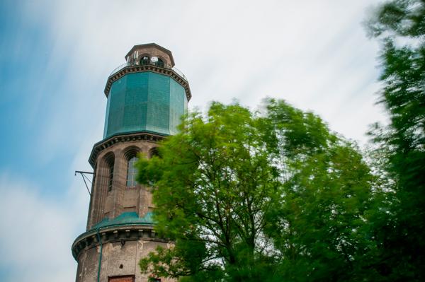 Unikátní věž se stala kulturní památkou
